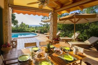 facilities villa christina swimming pool