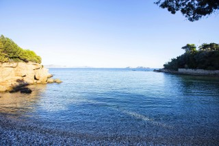 porto heli villa christina agios emilianos beach