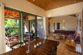 villa christina dining room
