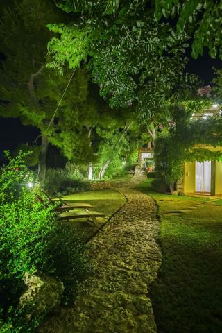 villa christina garden