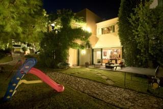 villa christina garden playground