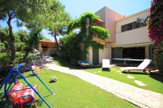 villa christina playground